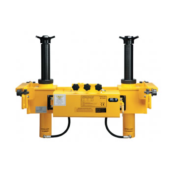 Pit Mounted Commercial Jacks
